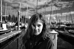 niece (intheclearkid) Tags: leica m240 m10 28mm summicron bw sailing boat dock bainbridgeisland 98110 wa portrait pnw water