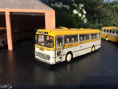 Northern URS 209 - NAC 228 (Dai W) Tags: alexander norther ytype scottish aec reliance bus kit model