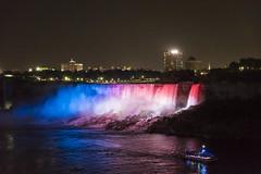 Niagara falls (P K Gupta VNS) Tags: niagra niagarafalls ontario canada coloures water river landscape