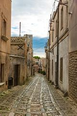 Streets of Erice_2 (tomikaro) Tags: sicily palermo agrigento scopello cefalu italy vacation trip erice trapani
