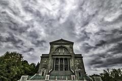 Under Angry Skies (Kevin Tataryn) Tags: church oratory stjoseph montreal canada hdr nikon d500 tokina 1116