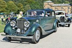Rolls-Royce 25/30 (Bri_J) Tags: chatsworthcountryfair2018 chatsworthhouse edensor derbyshire uk chatsworth countryfair carshow nikon d7500 rollsroyce2530 rollsroyce 2530 car classiccar