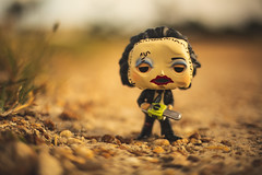 Anyone want BBQ? (3rd-Rate Photography) Tags: leatherface texaschainsawmassacre funko funkopop hottopicexclusive toy toyphotography horror chainsaw canon 50mm 5dmarkiii daytona florida 3rdratephotography earlware 365