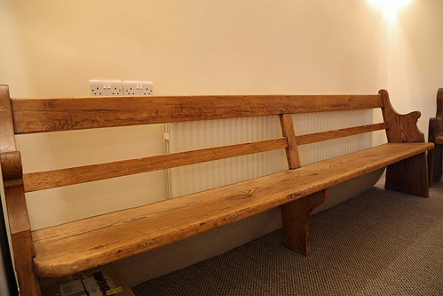 Blackburn bench