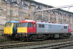 86701 'Orion' (Cumberland Patriot) Tags: br british rail ee english electric al6 class 86 86701 orion 86205 city of lancaster e3129 86101 sir william a stanier 86201 e3190 ac 25kv over head overhead line locomotive loco motive power