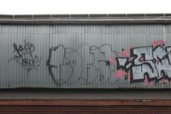 Norse (NJphotograffer) Tags: graffiti graff new jersey nj trackside rail railroad rooftop norse