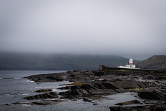 Ireland (Valhell) Tags: ring ringofkerry foggy landscape ireland eire cloudy rainy kerry cokerry wildatlanticway lighthouse