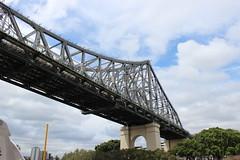 Story Bridge from underneath, Brisbane (philip.mallis) Tags: brisbane storybridge bridge river brisbaneriver