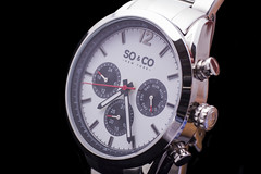SO&CO Tribeca 5004.2 Wristwatch (Alvimann) Tags: alvimann socotribeca50042wristwatch socotribeca50042 socotribeca tribeca50042 soco tribeca 50042 wristwatch man men hombre hombres usa estadosunidos estados unidos silver plateado timepiece wrist watch steel acero metal metallic metalico agujas aguja model design diseño new nuevo branded branding marca industrial montevideouruguay montevideo fotografia producto fotografiadeproducto productphotography product photography marketing brand