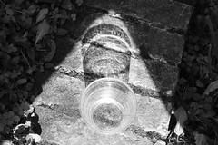pyramidal reflections (Cosentino Aran) Tags: light pyramidal dark art sun monocromatico blackandwhite strange reflections talent life glasses