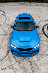 Yas Marine Blue BMW F82 M4 - ADV.1 ADV10 M.V2 CS Series Wheels (ADV1WHEELS) Tags: bmw m4 f82 m3 yasmarineblue adv1 adv1wheels rims