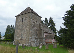 Kempley, Gloucestershire, St Mary's (Tudor Barlow) Tags: kempley gloucestershire england churches parishchurch listedbuilding gradeilistedbuilding englishheritage summer lumixfz200 1000bestchurches