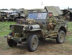 1943  Willys Jeep (delta23lfb) Tags: ww2 willys jeep renkum