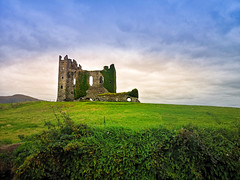 Old Castle in Ireland (krpena.lutkica) Tags: castle old rustic king nature autumn ireland