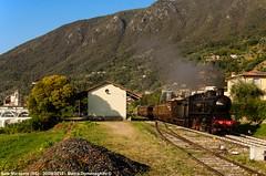 Arrivederci? (Mattia Domeneghini) Tags: fs gr740 treno storico sebino express ferrovia brescia edolo pisogne sale marasino fondazione 278