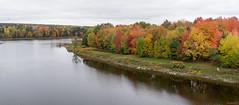Automne, autumn - Rivière Duloup, P.Q., Canada - 7605 (rivai56) Tags: automne autumn rivièreduloup pq canada7605 rivière duloup se jeant dans la chaudière à saintgeorges de beauce