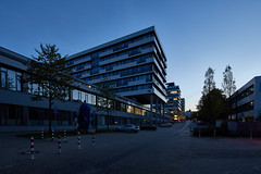 Ruhr-Universität Bochum, Gebäude, IA, IB und IC (Databo) Tags: bochum architektur ireihe gebäude ruhruniversität ia ib ic ssc