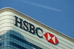 HSBC - Canary Wharf - London UK (erengun3) Tags: canarywharf london canary wharf reuters londra transport for hsbc bank