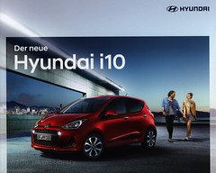 Hyundai i10, Der neue; 2017_1, car brochure (World Travel Library - collectorism) Tags: hyundai hyundaii10 2017 carbrochurefrontcover frontcover red car brochures sales literature world travel library center worldtravellib auto automobil papers prospekt catalogue katalog vehicle transport wheels makes model automobile automotive motor motoring drive wagen photos photo photograph picture image collectible collectors ads fahrzeug korean cars 車 worldcars documents dokument broschyr esite catálogo folheto folleto брошюра broşür