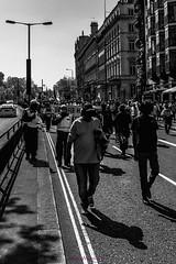 IMG_8717 (KitsuneUK) Tags: london protest tommy robinson photo photojournalism journalism canon bnw bw black adobe film