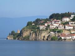 Point above Ohrid Lake (D-Stanley) Tags: church svetijovan kaneo ohrid northmacedonia