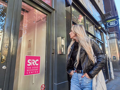 Charing Cross Road. 20181019T15-48-04Z (fitzrovialitter) Tags: england gbr geo:lat=5151495000 geo:lon=012968000 geotagged holbornandcoventgardenward tottenhamcourtroad unitedkingdom peterfoster fitzrovialitter city camden westminster streets urban street environment london fitzrovia streetphotography documentary authenticstreet reportage photojournalism editorial daybyday journal diary captureone olympusem1markii mzuiko 1240mmpro microfourthirds mft m43 μ43 μft ultragpslogger geosetter exiftool