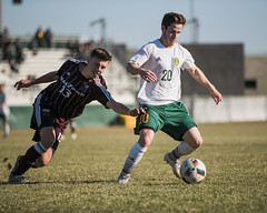 "2018_10_20GoldenBearsSoccer (1) (Don Voaklander) Tags: ""university alberta"" ""don voaklander"" voaklander edmonton alberta canada college university varsity sport sports men man men's male males academic canadian ""canada west"" ""canadian interuniversity sport"" ""u sports"" cis cw ""golden bears"" west universities athletic association"" athlete athletes soccer"