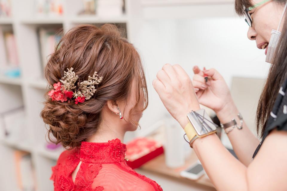台南婚攝 海中寶料理餐廳 滿滿祝福的婚禮紀錄 W & H 007