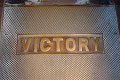 "HMS Victory (DarloRich2009) Tags: hmnbportsmouth hermajestysnavalbaseportsmouth dockyard portsmouth portsmouthdockyard portsmouthhistoricdockyard rn royalnavy serco sercodenholm water dock quay quayside navy naval warship ship boat hmsvictory victory flagship shipoftheline firstrateshipoftheline battleoftrafalgar trafalgar england secondsealord horationelson nelson wars georgian hull cannon artillery artillery""gun deck mast rigging cutter chathamdockyard drydock napoleonicwars nationalmuseumoftheroyalnavy museumoftheroyalnavy royalnavymuseum royalnavalmuseum rnmuseum"
