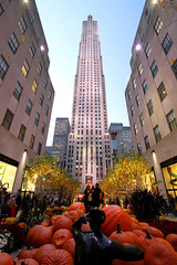 The Rockefeller Center (twomphotos) Tags: newyork new york city manhattan usa united states america urban skyscaper tourist metropolis central park oculus lady libery island helicopter tour