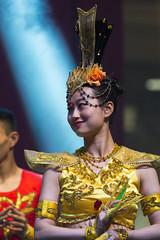DAG_8998r (crobart) Tags: thousand hand bodhisattva eyes yate dance acrobatic team chinese china canadian national exhibition cne 2018 toronto