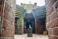 A temple without a roof (asheshr) Tags: 18140mm architecture budalingatemple culture d7200 history nikkor nikon nikond7200 odisha orissa temple templesofindia templesofodisha templesoforissa