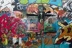 Graffiti @ the Werregarenstraatje - Ghent, Belgium-01819 (gsegelken) Tags: belgium ghent vantagetravel werregarenstraatje graffiti