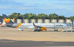 G-JMAA B757 3CQ Condor (corrydave) Tags: 32241 b757 b757300 condor gjmaa gatwick