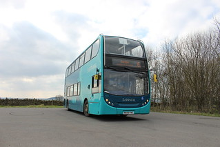 Arriva North East NK09 FNE '7518'