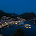 Parga by night