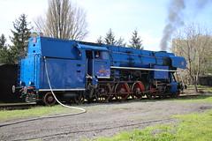 477.013 in Kosice - Slovakia (uksean13) Tags: 477013 kosice slovakia rusnoparada2018 steam train transport railway rail canon 760d efs1855mmf3556