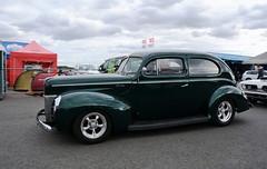 Ford_3007 (Fast an' Bulbous) Tags: drag race car vehicle automobile nikon outdoor santa pod