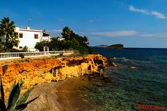 Es Cana Cove (red.richard) Tags: ibiza es canna spain sea med cove sky