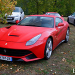20181007 - Ferrari F12 - N(2045) - CARS AND COFFEE CENTRE - Domaine de la Tortiniere thumbnail