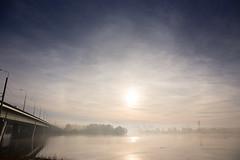 foggy (Oleg Peresvet) Tags: autumn moscow canon 6d 24704 2470 f4 l is russia fog bridge