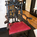 1692 Master's chair of the joiner's company