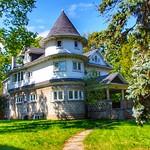 Aurora Ontario - Canada - Poplar Villa - The Chateau 1912 thumbnail