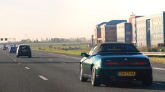 Alfa-Romeo Spider 2.0i 16V T.Spark (Skylark92) Tags: nederland netherlands holland gelderland zaltbommel a2 e25 alfaromeo spider 20i 16v tspark pxtt48 1997 onk