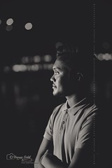 F A R I A L (Sakib's Pixel) Tags: boy male bw blanckandwhite portrait face bokeh hatirjhill bangladesh dhaka urban life style