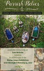 Burne-Jones Collection (parrish relics) Tags: parrishrelics preraphaelite tate britain museum burnejones edwardburnejones burne jones exhibition