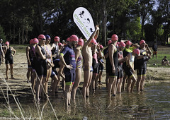 "Cairns Crocs Lake Tinaroo Triathlon-Swim Leg • <a style=""font-size:0.8em;"" href=""http://www.flickr.com/photos/146187037@N03/43774872730/"" target=""_blank"">View on Flickr</a>"