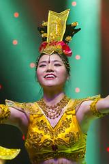 DAG_8974r (crobart) Tags: thousand hand bodhisattva eyes yate dance acrobatic team chinese china canadian national exhibition cne 2018 toronto