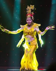 DAG_8837r (crobart) Tags: thousand hand bodhisattva eyes yate dance acrobatic team chinese china canadian national exhibition cne 2018 toronto