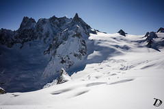One bright day ©DamienDeschamps (Damien DESCHAMPS) Tags: ski skiing playground area valléeblanche chamonixmontblanc chamonix montblanc mountains alps white powder snow snowboard snowboarding landscape photography landscapephotography winter blue sky paysages france adventure adventurephotography lifestyle aiguilledumidi glacier earth protectmothernature nature life bright light cold fresh air explore montagnes photographie